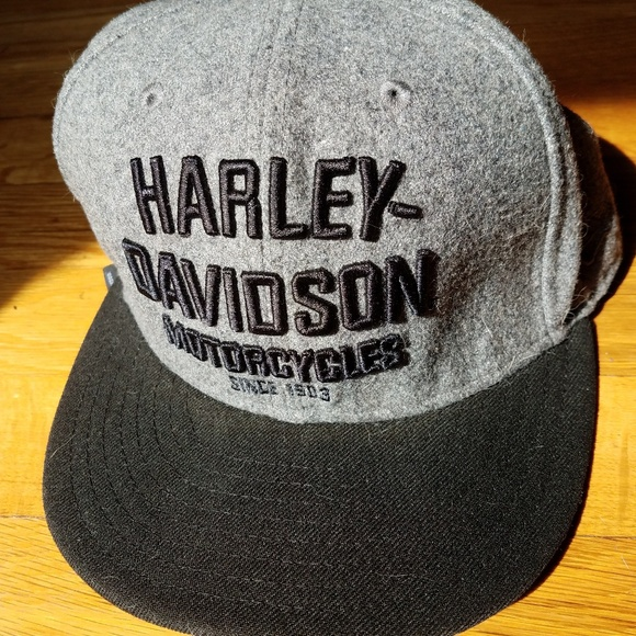 HARLEY DAVIDSON BASE CAP NEU